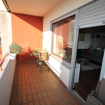 Kelsterbach: Teilmöblierte Wohnung auf ca. 45m² mit EBK & Sonnenbalkon im alten Ortskern 8