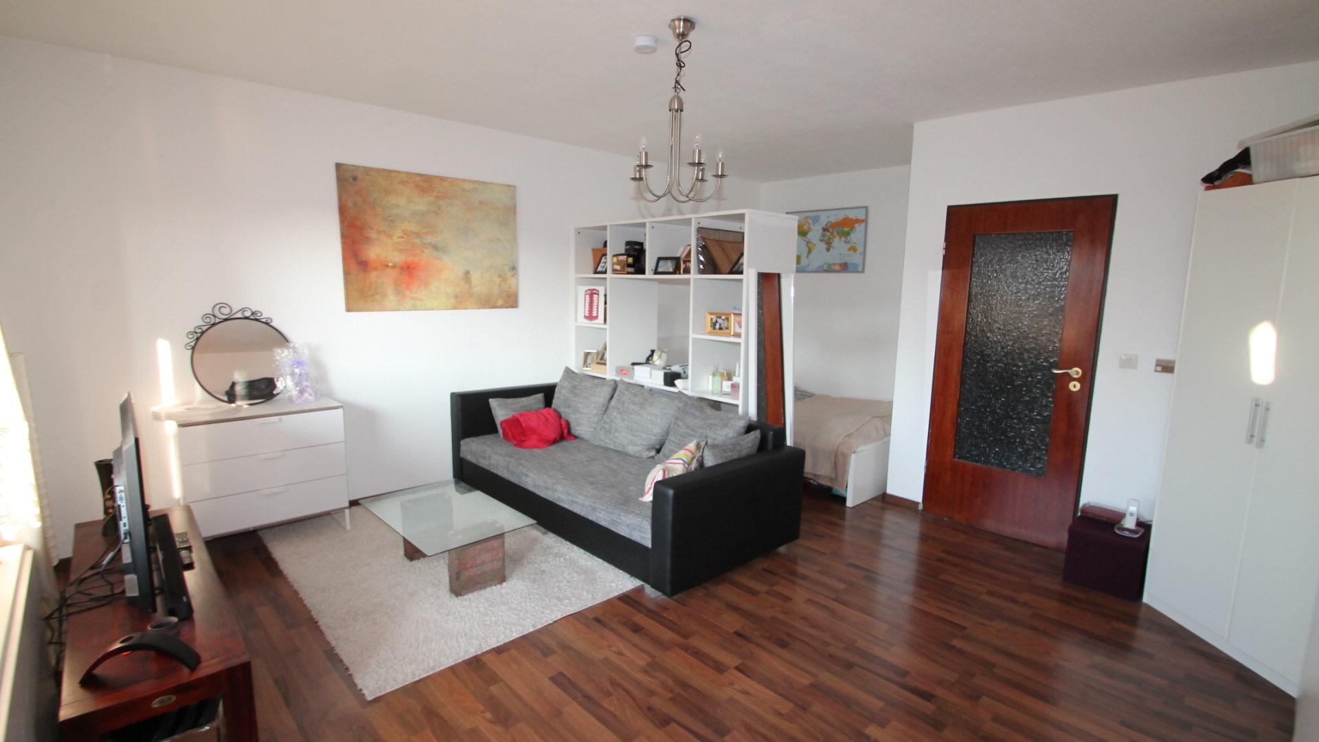 Teilmöblierte Wohnung auf ca. 45m²