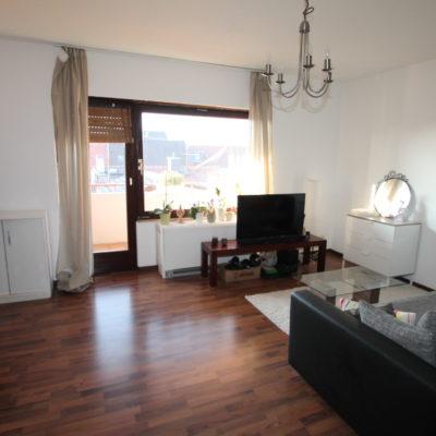 Kelsterbach: Teilmöblierte Wohnung auf ca. 45m² mit EBK & Sonnenbalkon im alten Ortskern 7